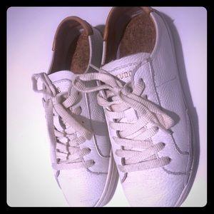 Soludos Ibiza leather sneaker